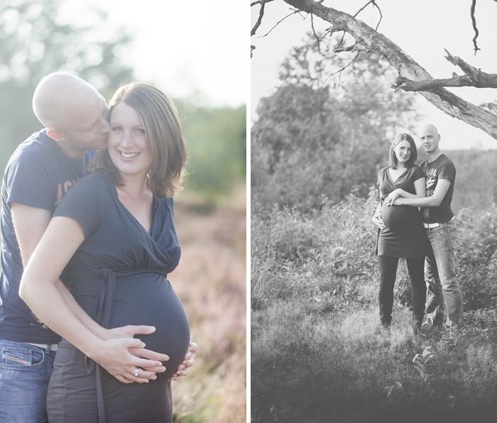 Zwangerschapsshoot Ede | PW & Maaike