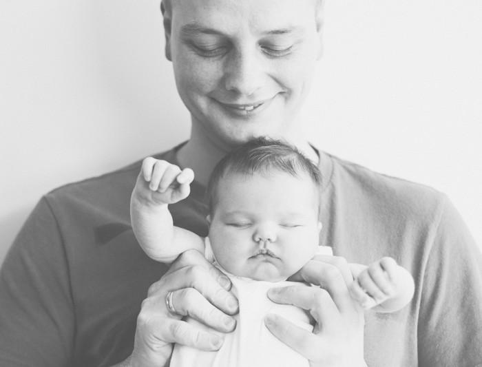 Newborn fotografie Rotterdam | Baby Sanne