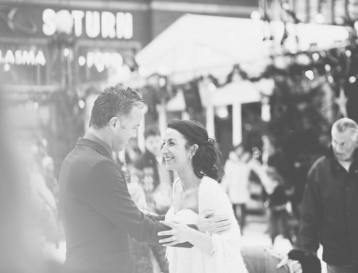 Bruidsfotografie | De winterbruiloft van Daan & Nancy