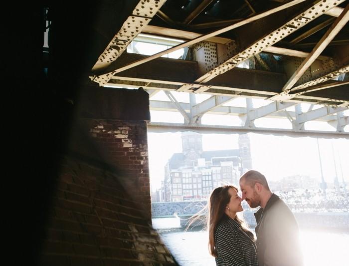 Loveshoot Amsterdam | Sjoerd & Marieke