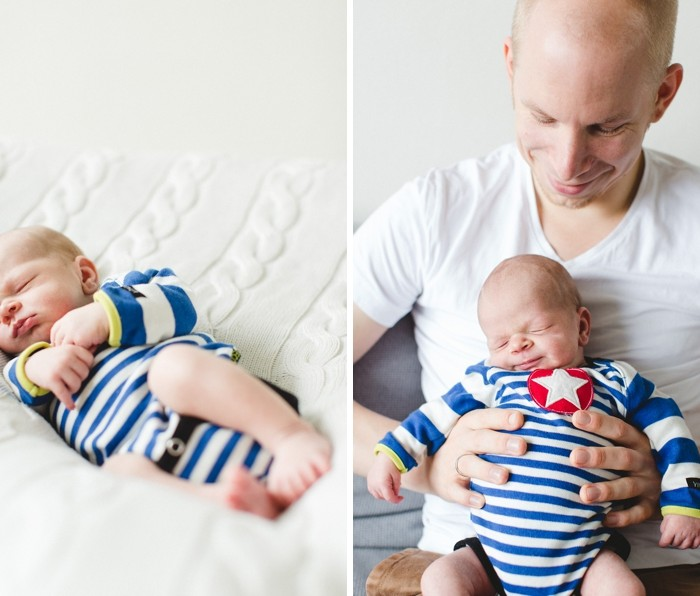 Newborn photography Utrecht | Jelmer