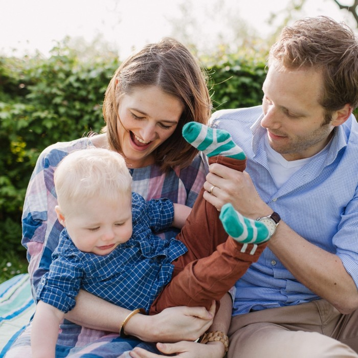 Family shoot Maximapark Vleuten | Thijs, Valerie & Pieter