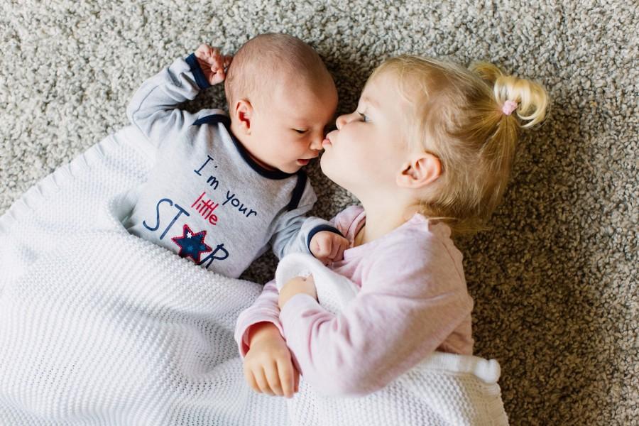 Big Sister & Little Brother | Lobke & Fedde