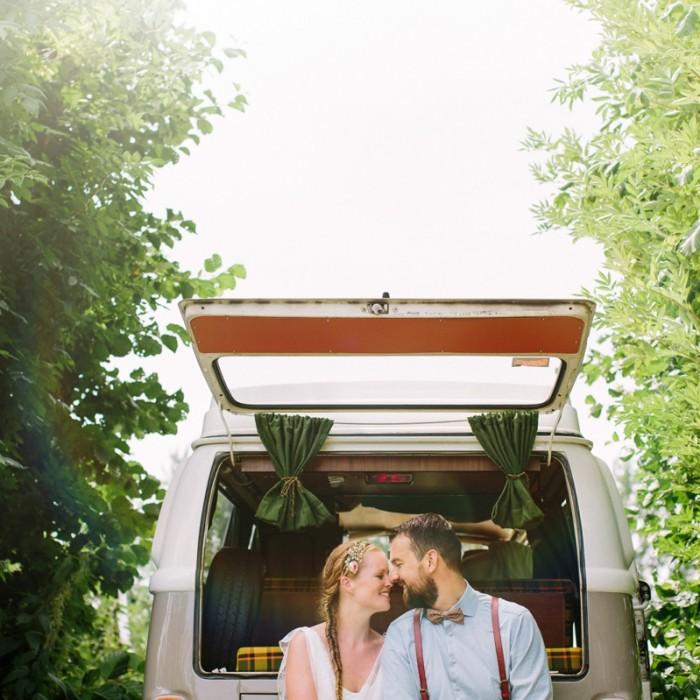 Bruidsfotografie De Olmenhorst - Arjan + Eline