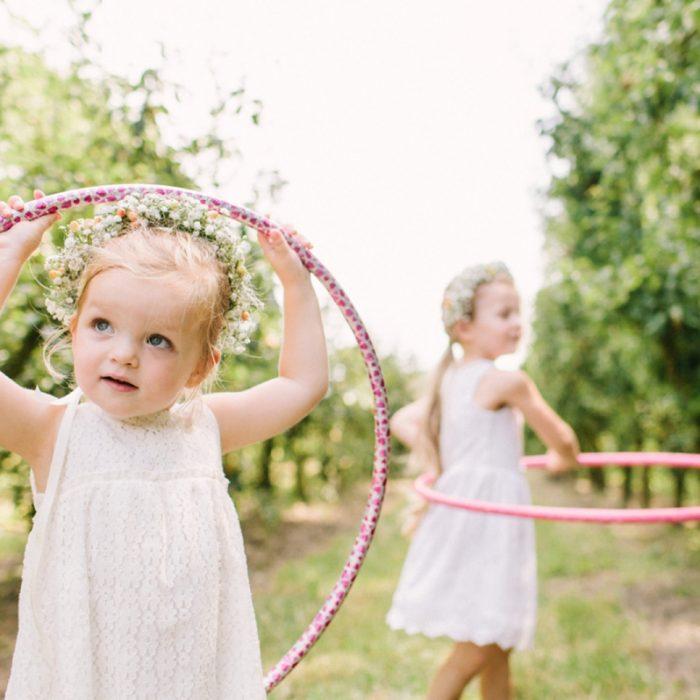 Tips voor een bruiloft met (veel) kinderen