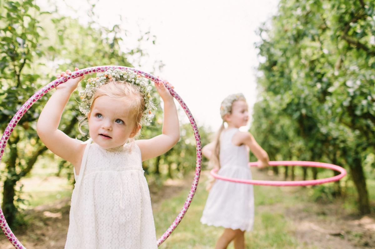 Tips voor kinderen op bruiloft - www.ohbeautifulworld.com