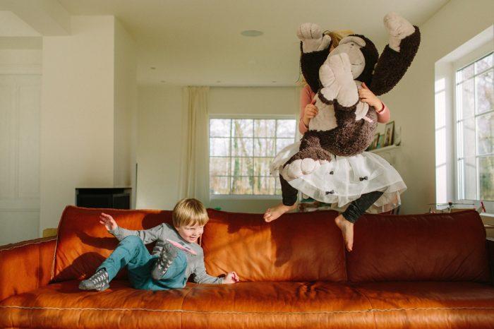 Kinderfotografie Vinkeveen - Sophia & Jonas