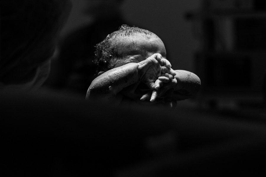 Een fotograaf bij je bevalling, ja of nee?