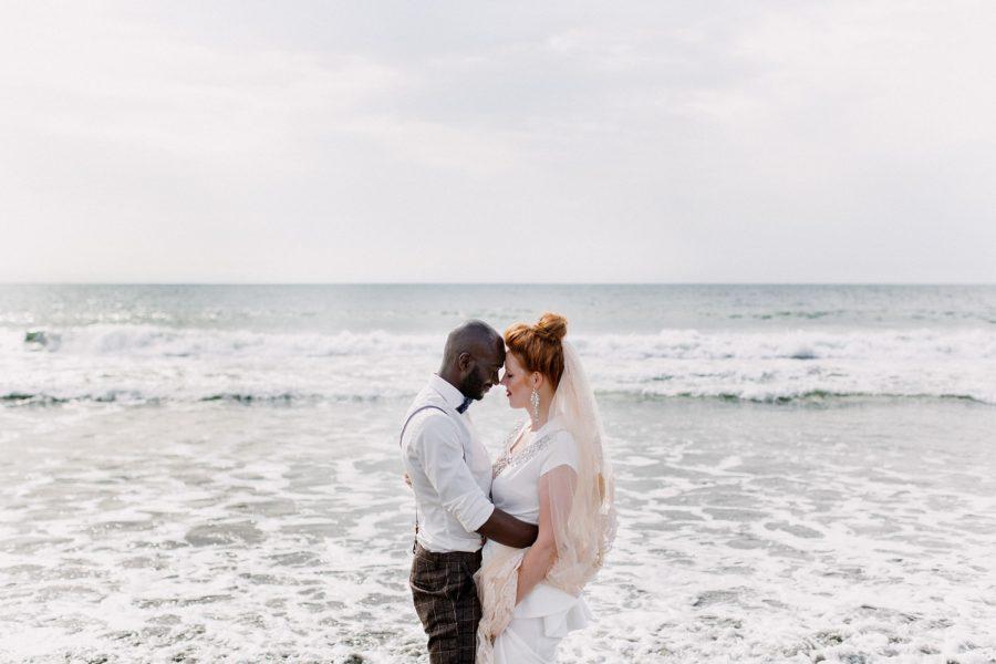 Bruiloft in Gambia - Modou & Marieke