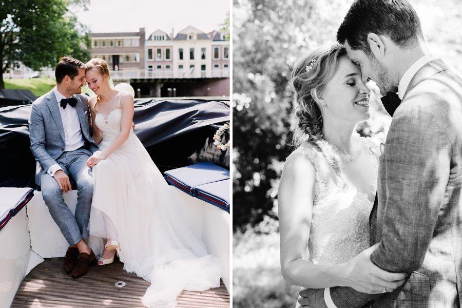 Bruidsfotograaf Utrecht - Trouwen in de Watertoren