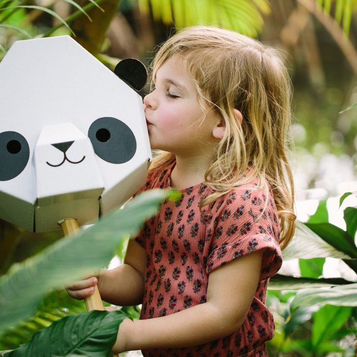 Flatout Frankie - Little Panda