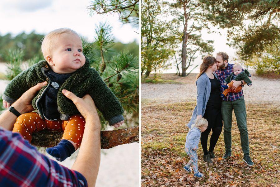 Familieshoot Soesterduinen - Ongedwongen Gezinsfoto's