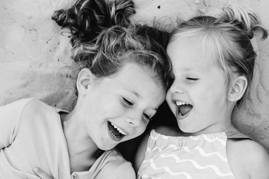 Kinderfotografie Soesterduinen - Fotoshoot zusjes