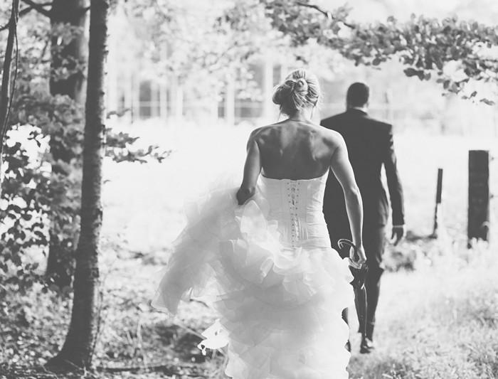 Bruidsfotografie Utrecht | Trouwen in Oranjerie Maarsbergen