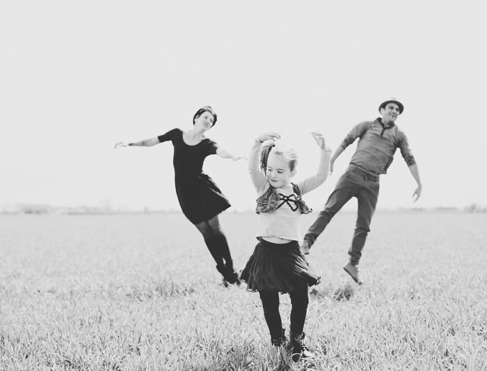 Fotoshoot Janneke, Rob & Lilly