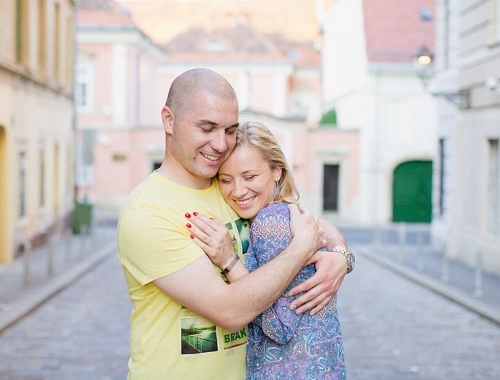 Loveshoot Zagreb, Croatia | Drazen & Dragana