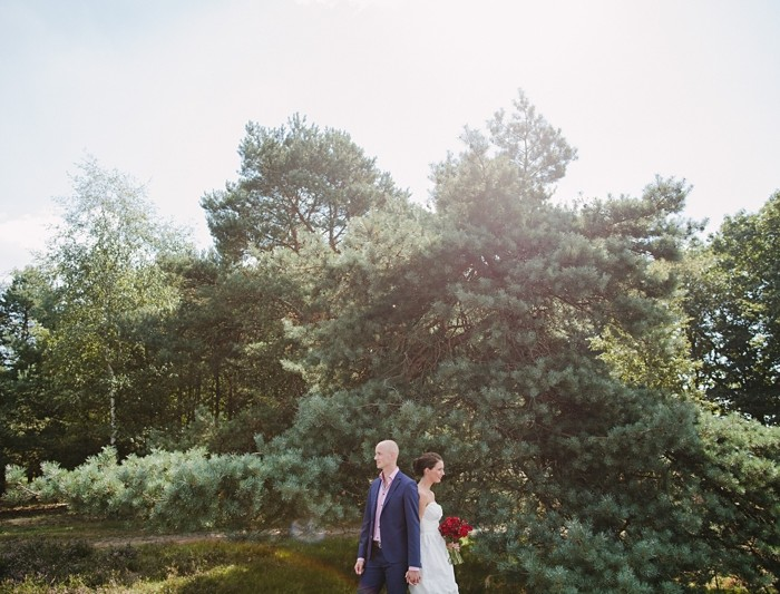 Bruidsfotografie Ede | My brother's wedding shoot