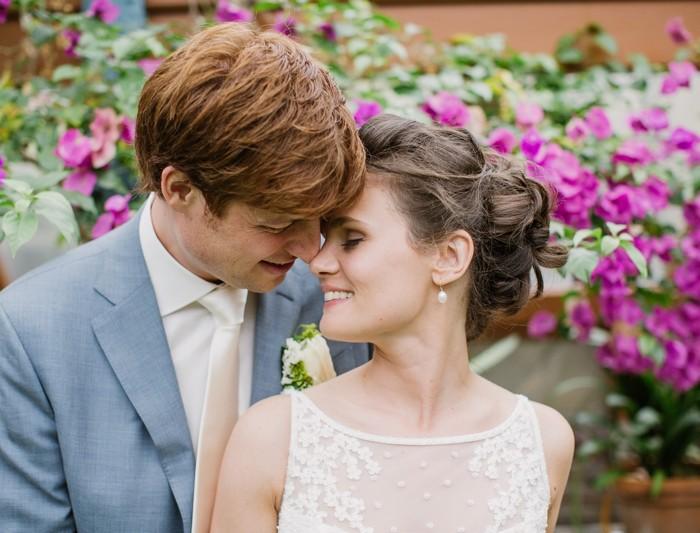 Hortus Botanicus Utrecht Wedding Photographer | Marten & Jeanine