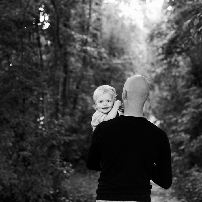Just before Fedde was there - Maternity / Family shoot Utrecht