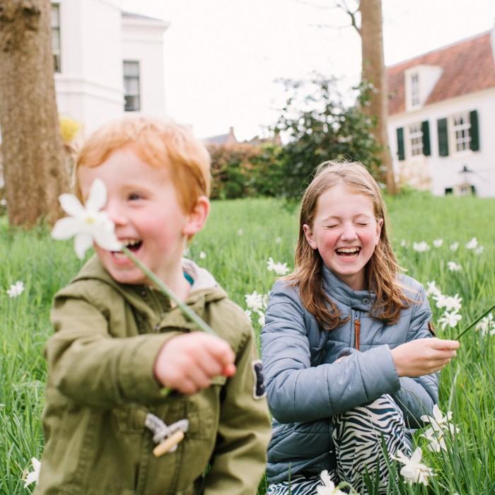 Familie Fotografie Utrecht Park Lepelenburg
