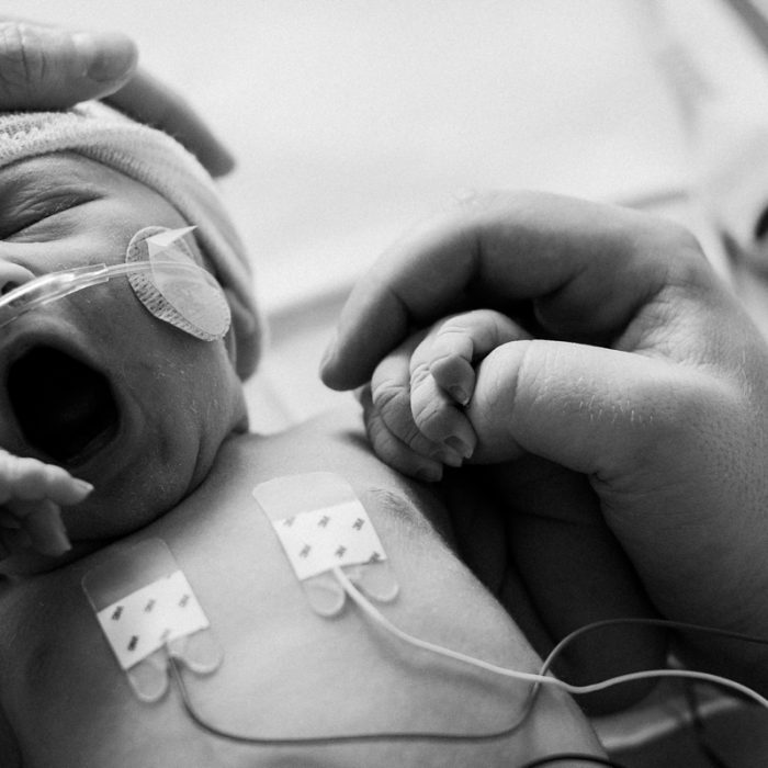 Geboortefotografie Utrecht - Diakonessen Ziekenhuis