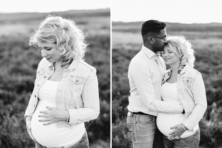 Zwangerschapsfotografie thuis of op locatie?