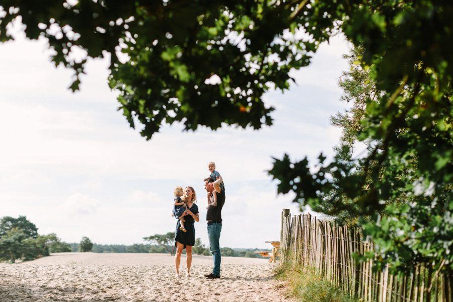 Familiefotografie Soest - Fotoshoot in de Soesterduinen