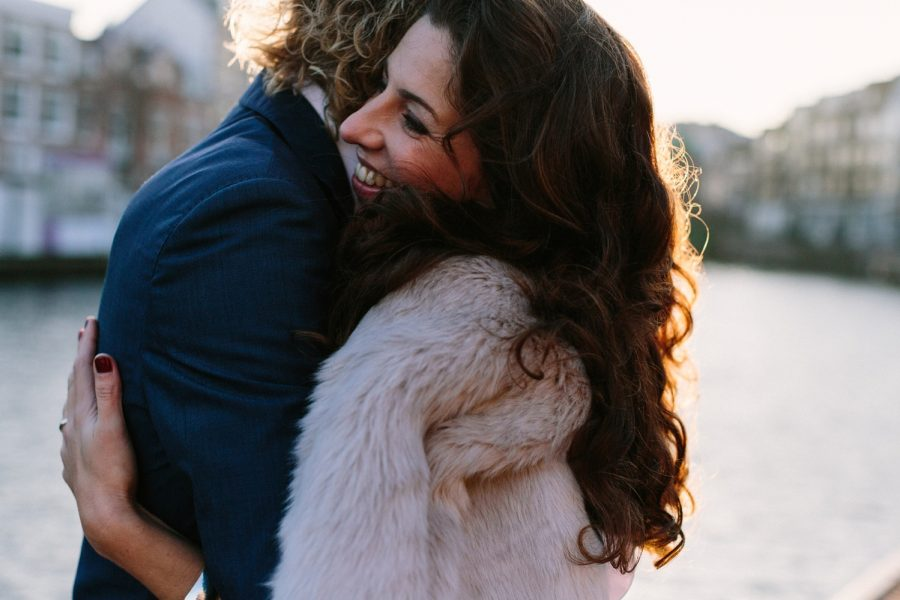 Bruiloft Fotoshoot Haarlem - Trouwen in de Winter