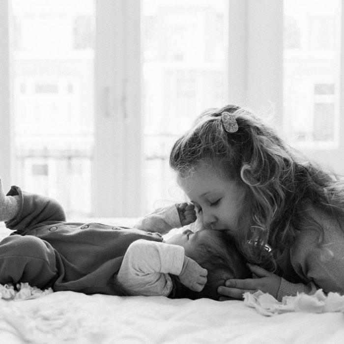 Fotoshoot Utrecht - Newborn Shoot met Gezin
