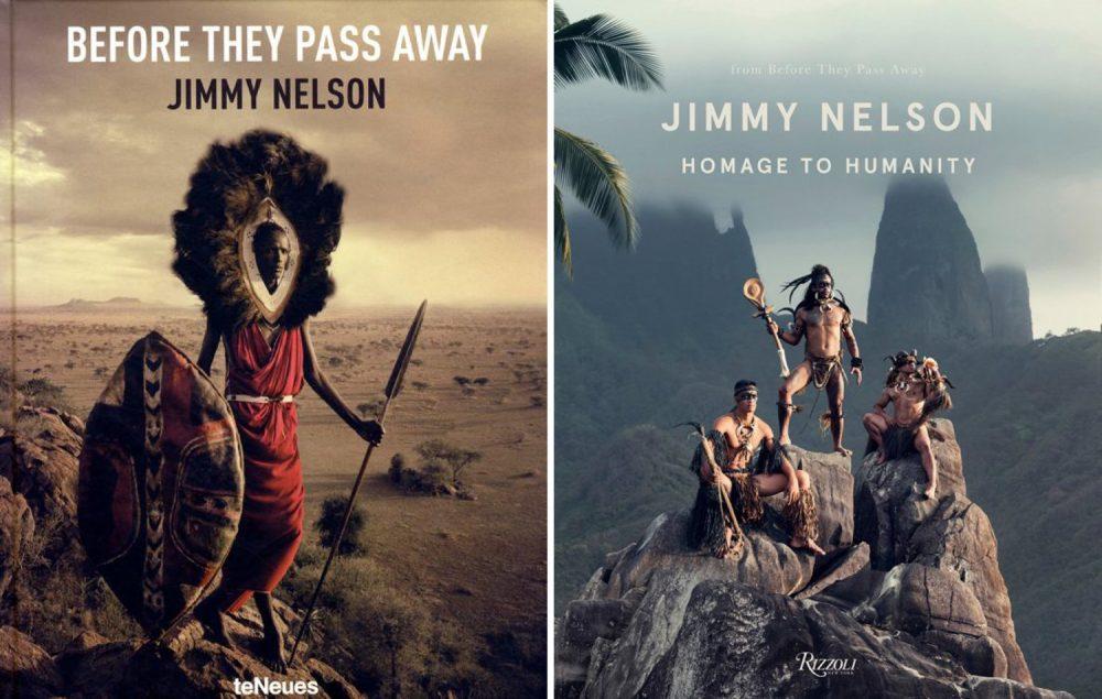 fotoboek van jimmy nelson: before they pass away en homage to humanity.