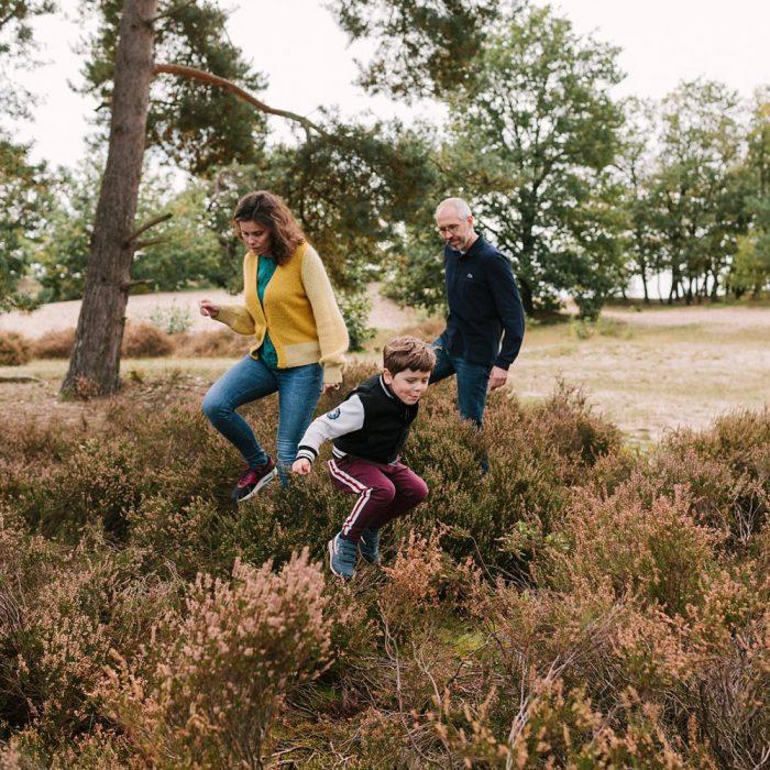 Fotoshoot Gezin Soesterduinen - Familiefotografie Utrecht