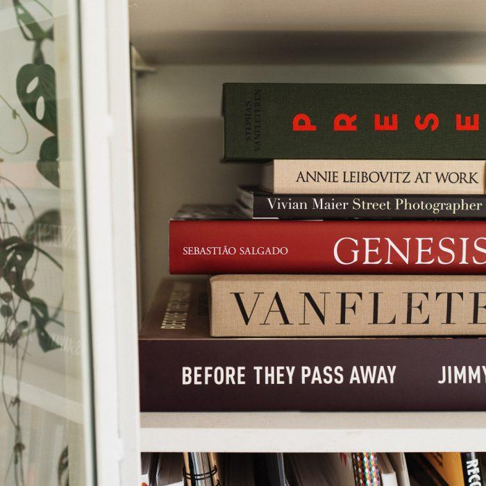 Fotografie boeken tips! Een aantal van mijn favoriete fotoboeken