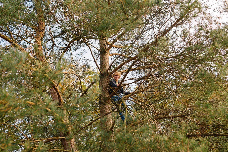 familie-fotografie-herfst-fotoshoot-kaapse-bossen-doorn-golden-hour-november-boom-klimmen-spelen-006